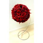 真紅の薔薇